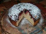 Ovocný koláč z tvarohového cesta