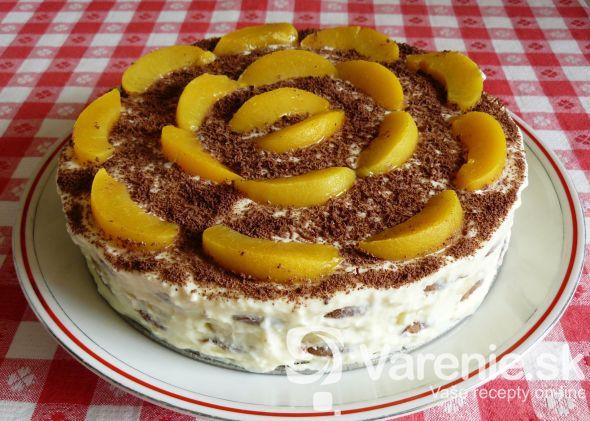 Čarovná tvarohová torta