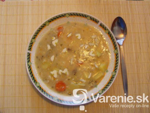 Kráľovská zemiaková polievka