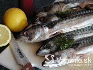 Grilované makrely