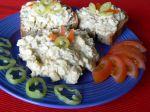 Vajíčkovo-uhorkový šalát
