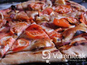 Študentská pizza