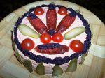 Klobásková torta