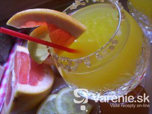 Ovocný mix s vodkou