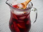 Sangria s ovocím