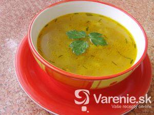 Zeleninová polievka s ovsenými vločkami