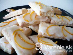 Citrónovo-pomarančové keksy