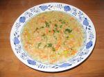 Lacná pohánková polievka
