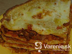 Pečené lasagne