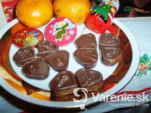 Čokoládky z čokolády