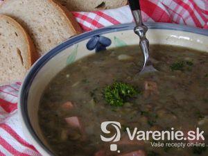 Šošovicová polievka zo zvyškov