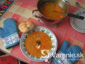 Rýchla mrkvová polievka