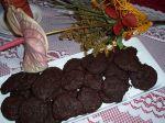 Čokoládové sušienky s kúskami čokolády