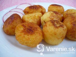 Domáce zemiakové guličky