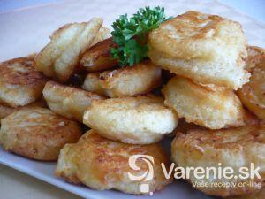Vyprážané zemiakové knedličky