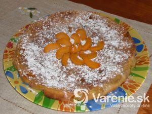 Sviatočný marhuľový koláč