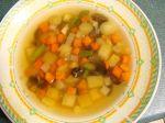 Zemiaková polievka od otecka