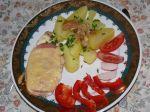 Kuracie mäso zapekané s tatarskou omáčkou
