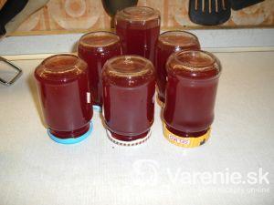Ríbezľová marmeláda z pekárne