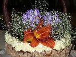 Kvetinový košík