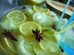 Osviežujúca melónová bowle