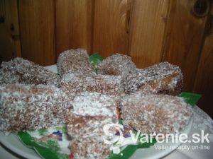 Karamelovo-kokosoví ježkovia