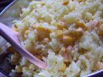 Kari ryža s kukuricou