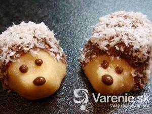 Vianoční ježkovia