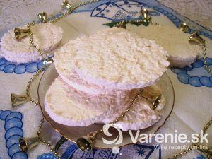 Recept na jednoduché a rýchlo pripravené kokosové laskonky