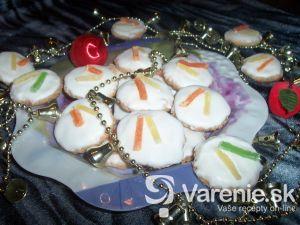 Pomarančové koláčiky