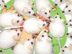 Biele myšky
