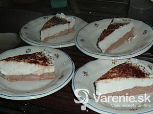 Tvarohová torta bez pečenia