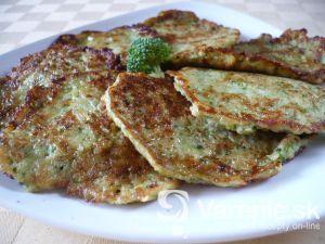 Brokolicové zemiakové placky