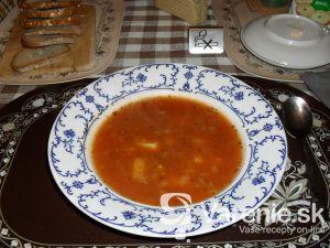 Dobrá gulášová polievka