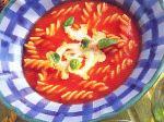 Talianska krémová paradajková polievka