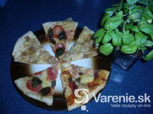 Dobrá domáca pizza