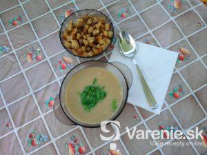Krémová rascová polievka