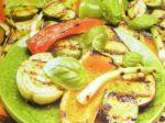Opekaná zelenina