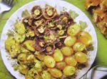 Zelenina a huby po Grécky