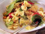 Cestovinový šalát so zeleninou