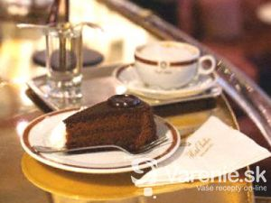 Sacher torta 1