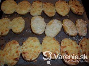 Cesnakové zemiaky v šupke