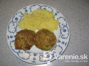 Brokolicové karbonátky so syrom