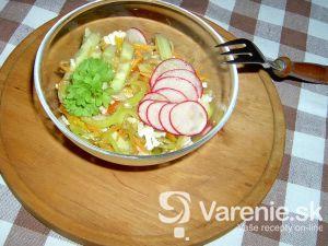 Miešaný zeleninový šalát