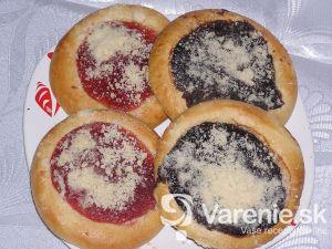Moravské kysnuté koláče