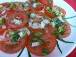 Provensálsky paradajkový šalát