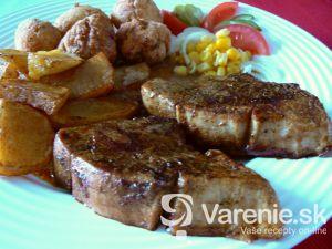Morčacie steaky