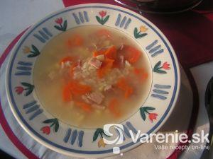Údená polievka 2