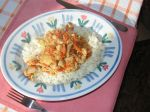 Kuracia čína so zeleninou
