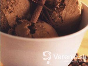 Kávová zmrzlina